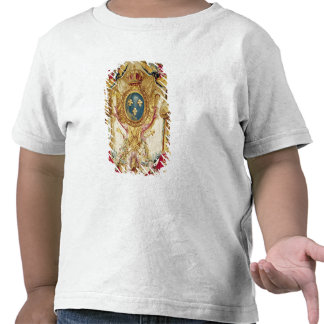 Coat of arms of the French Royal Family Tshirt