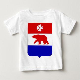 Coat_of_arms_of_the_Komi-Permyak_Okrug Baby T-Shirt