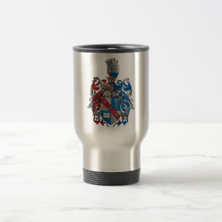 Coat of Arms of the Ludwig Von Mises Family Coffee Mugs