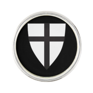 Coat of arms of the Teutonic Order Lapel Pin