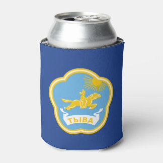 Coat of arms of Tuva Can Cooler
