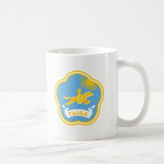 Coat of arms of Tuva Coffee Mug