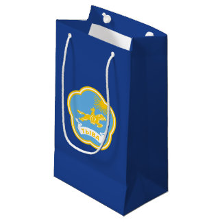 Coat of arms of Tuva Small Gift Bag