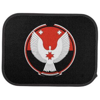 Coat of arms of Udmurtia Car Mat