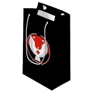 Coat of arms of Udmurtia Small Gift Bag
