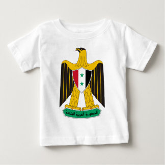 Coat_of_arms_of_United_Arab_Republic_(Syria Baby T-Shirt