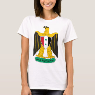Coat_of_arms_of_United_Arab_Republic_(Syria T-Shirt