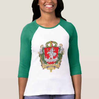 Coat of arms of Vilnius, Lithuania T-Shirt