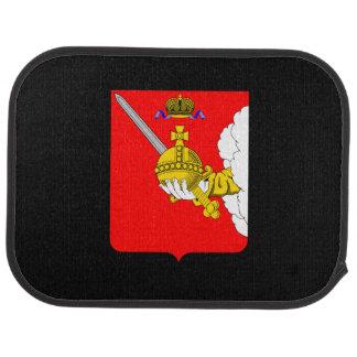 Coat of arms of Vologda oblast Car Mat