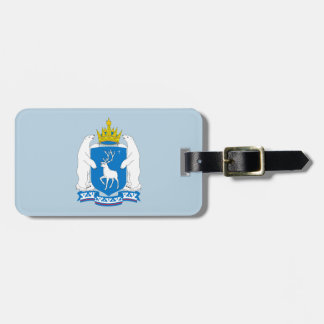 Coat of arms of  Yamal-Nenetsia Luggage Tag