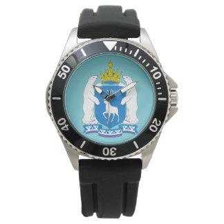 Coat of arms of  Yamal-Nenetsia Watch