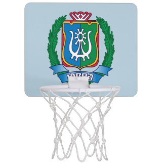 Coat of arms of  Yugra Mini Basketball Hoop