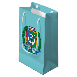 Coat of arms of  Yugra Small Gift Bag
