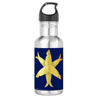 Coat of arms of Zandvoort 532 Ml Water Bottle