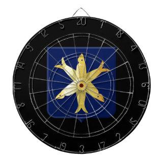 Coat of arms of Zandvoort Dartboard