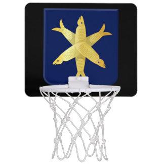 Coat of arms of Zandvoort Mini Basketball Hoop