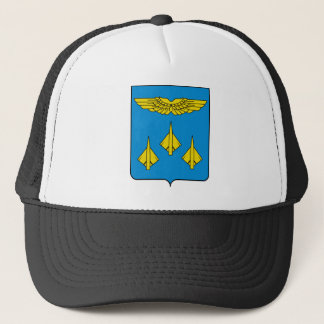 Coat_of_Arms_of_Zhukovsky_(Moscow_oblast) Trucker Hat