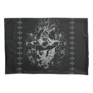 Coat of arms pillowcase