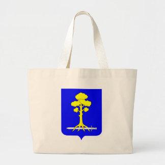 Coat_of_arms_Sertolovo_(Leningrad_oblast Large Tote Bag