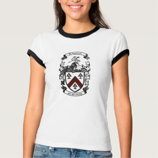 Coat of arms - Transfixus sed non morbus (redchev) T-Shirt