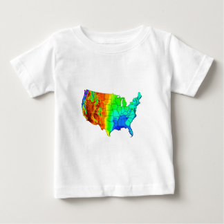 Coat of Many Colors Baby T-Shirt