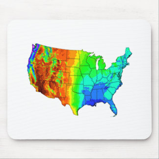 Coat of Many Colors Mouse Pad