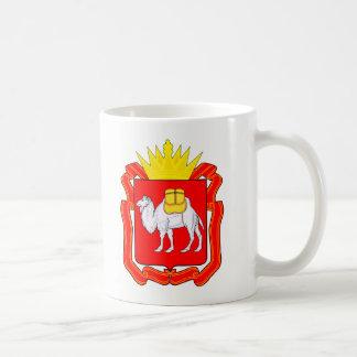 Coat of of Chelyabinsk Coffee Mug