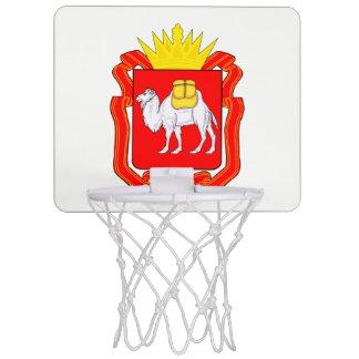 Coat of of Chelyabinsk Mini Basketball Hoop