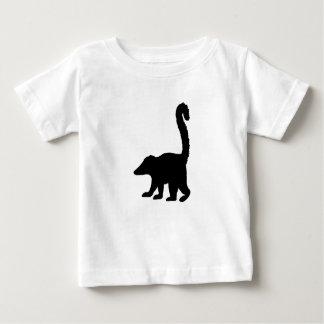 Coati Silhouette Baby T-Shirt