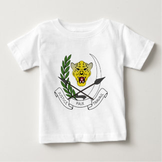 Coats_of_arms_of_Zaire_(1971-1997) Baby T-Shirt