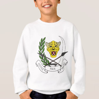Coats_of_arms_of_Zaire_(1971-1997) Sweatshirt
