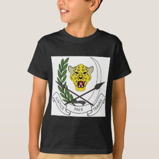 Coats_of_arms_of_Zaire_(1971-1997) T-Shirt