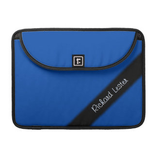 Cobalt Blue Personal Sleeve For MacBooks
