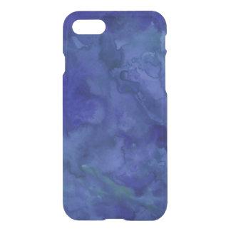 Cobalt Blue Watercolor iPhone 7 Case