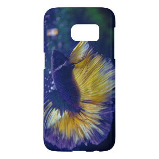 Cobalt Male Betta Phone Case