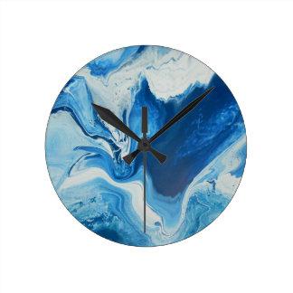 Cobalt Wall Clocks