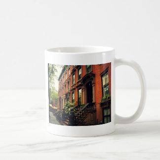 Cobble Hill Brownstone Coffee Mug