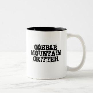 COBBLE MOUNTAIN CRITTER MUG