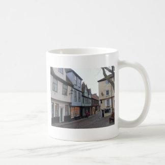 Cobbled Street Coffee Mug