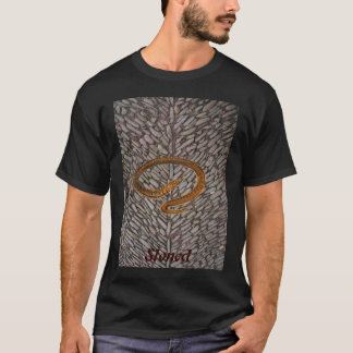 cobbles and snake and 'Stoned' T-Shirt