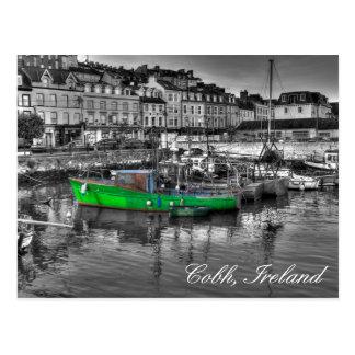 Cobh, Ireland Postcard