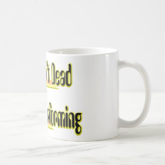 Cobol isn't dead - its still performing coffee mug