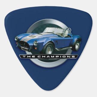 Cobra 427 blue plectrum