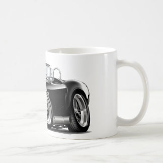 Cobra Black-Gold Car Coffee Mug