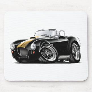 Cobra Black-Gold Car Mouse Pad