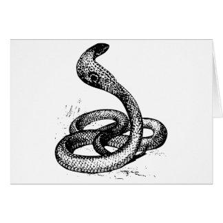 Cobra Greeting Cards