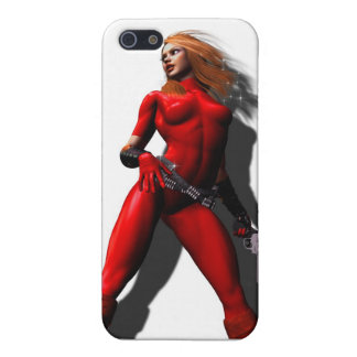 Cobra girl case for the iPhone 5
