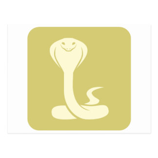 Cobra Logo Post Cards
