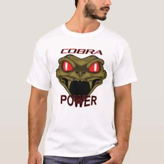 cobra Logo T-Shirt