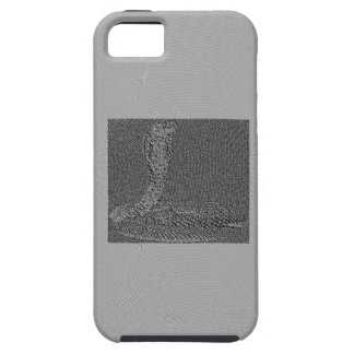 COBRA SILVER SCREEN EMBSSD. CASE FOR THE iPhone 5